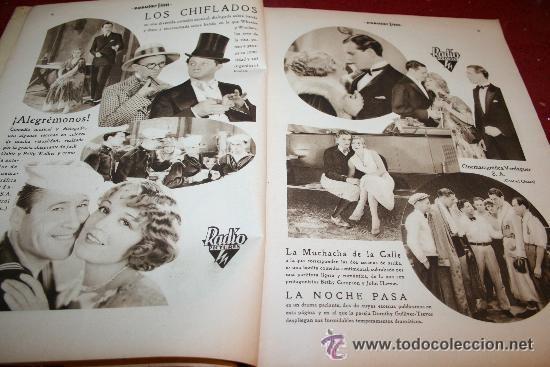 Cine: POPULAR FILM - NÚMERO EXTRAORDINARIO - OCTUBRE 1930 - Foto 9 - 45304161