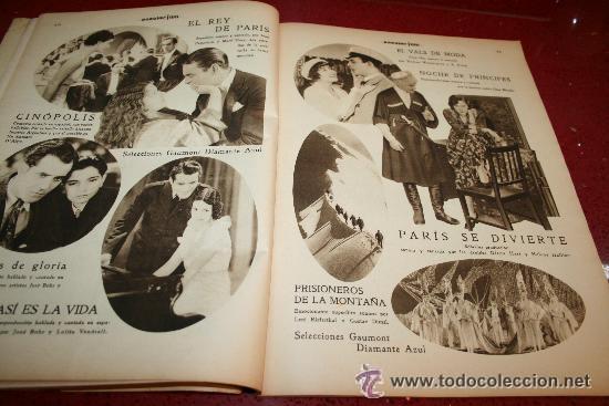 Cine: POPULAR FILM - NÚMERO EXTRAORDINARIO - OCTUBRE 1930 - Foto 8 - 45304161