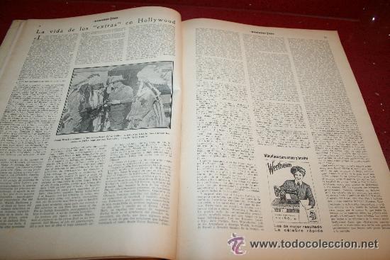 Cine: POPULAR FILM - NÚMERO EXTRAORDINARIO - OCTUBRE 1930 - Foto 7 - 45304161