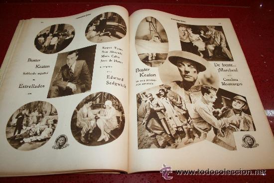 Cine: POPULAR FILM - NÚMERO EXTRAORDINARIO - OCTUBRE 1930 - Foto 5 - 45304161