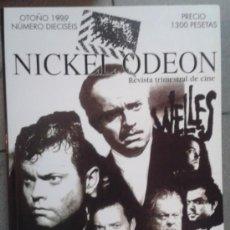 Cine: LOTE DE 17 EJEMPLARES DE LA REVISTA NICKEL ODEON. Lote 38468424