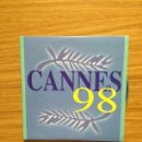 Cine: CD ROM ESPECIAL CANNES 98. Lote 38635174