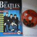 Cine: THE BEATLES CD ROM MULTIMEDIA JOAQUIN LUQUI TREBOL 1995. Lote 38658752