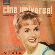 Cine: CINE UNIVERSAL Nº60 - AÑO 1959 - DOBBIE REYNOLDS - CHARLES CHAPLIN. Lote 38945576