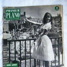 Cine: PRIMER PLANO MARIE LAFORET-WALT DISNEY-SOFÍA LOREN-SARA MONTIEL-ELVIS PRESLEY. Lote 38953066