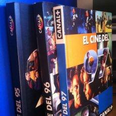 Cine: EL CINE DEL 95 - 96 - 97 DE CANAL +. Lote 38960290