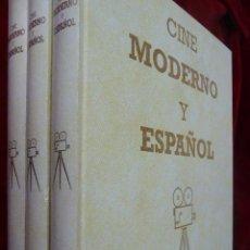 Cinéma: CINE MODERNO Y ESPAÑOL Y LA GRAN HISTORIA DEL CINE DE TERENCE MOIX - ABC BLANCO Y NEGRO. Lote 39038113