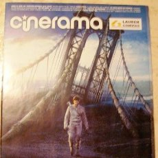 Cine: REVISTA CINERAMA * LAUREN CINEMAS * ABRIL 2013 - PORTADA: OBLIVION (TOM CRUISE). Lote 39115651