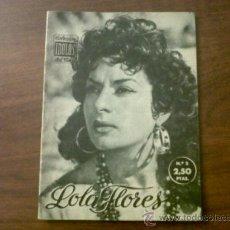 Cine: IDOLOS DEL CINE-LOLA FLORES-Nº2-1958. Lote 39138873