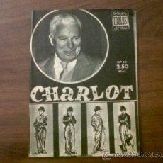 Cine: COLECCIÓN IDOLOS DEL CINE CHARLOT Nº 50-1958. Lote 39139119