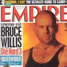 Cine: EMPIRE SEPTEMBER 1995 - BRUCE WILLIS , PAMELA ANDERSON ( EDICION EN INGLES ). Lote 39246827