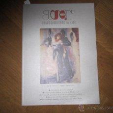 Cine: REVISTA AGR, COLECCIONISTAS DE CINE. AÑO I, Nº I MARZO DE 1999. Lote 39334580