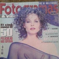 Cinéma: FOTOGRAMAS Nº 1847 -- JODIE FOSTER INTIMA -- SEPTIEMBRE 1997. Lote 39349875