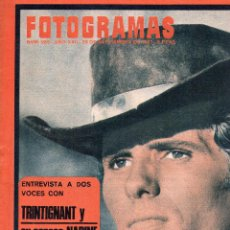 Cine: 177-REVISTA FOTOGRAMAS Nº 989 DEL 29.9.67. Lote 39475472