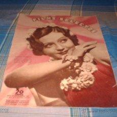 Cine: REVISTA FILM SELECTOS. AÑO VII. 7 DE MARZO DE 1936. Nº 281. Lote 39519120