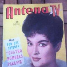 Cine: REVISTA ANTENA TV OCTUBRE 1965, BEATLES, LOS TNT, LOS WANDERFUL'S, ETC. VER FOTOS ADICIONALES... Lote 39633639