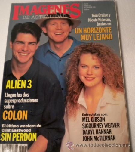 IMAGENES DE ACTUALIDAD 107 - 1992 (Cine - Revistas - Imágenes de la actualidad)