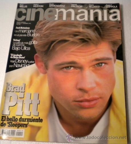 CINEMANÍA 15 - 1996 (Cine - Revistas - Cinemanía)