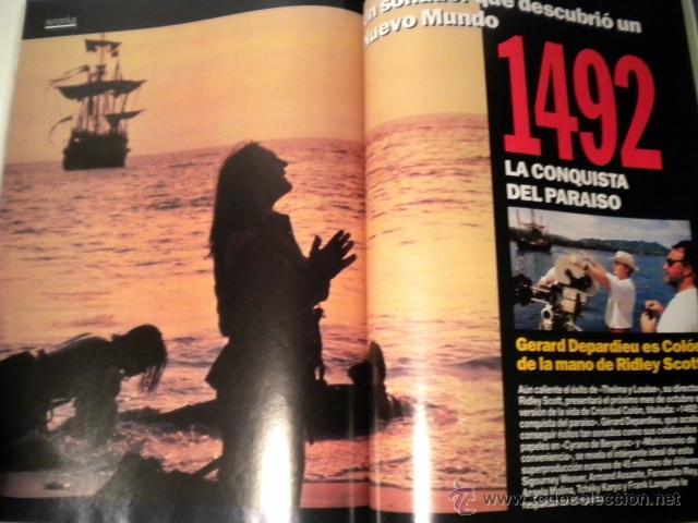 Cine: Imagenes de actualidad 107 - 1992 - Foto 9 - 39817849
