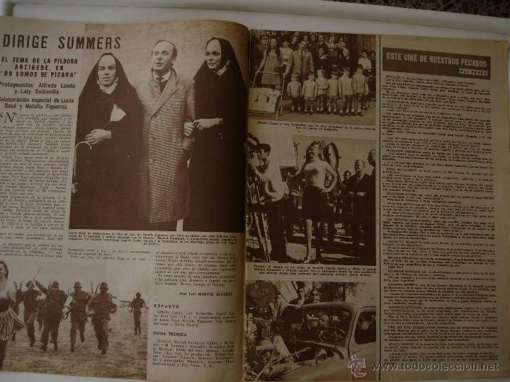 Cine: cine en 7 dias nº 344, 11 noviembre 1967, port. candice bergen - Foto 2 - 40150555