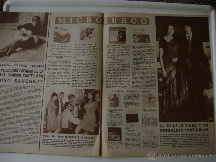 Cine: cine en 7 dias nº 344, 11 noviembre 1967, port. candice bergen - Foto 5 - 40150555