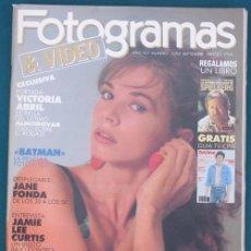 Cine - REVISTA FOTOGRAMAS N. 1755 - SEPTIEMBRE 1989 - 40415956