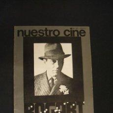 Cine: REVISTA NUESTRO CINE - Nº 97 - MAYO 1970 - . Lote 40635503