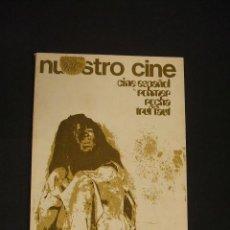 Cine: REVISTA NUESTRO CINE - Nº 103 - 104 - NOVIEMBRE DICIEMBRE 1970 - . Lote 40635781