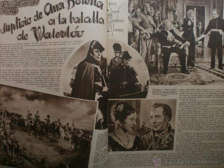 Cine: CINEGRAMAS Nº23.1935.DOLORES DEL RIO.CATALINA BARCENA,MAX BAER,VICENTE PADULA,FREDRIC MARCH,M.LINDER - Foto 4 - 40964482