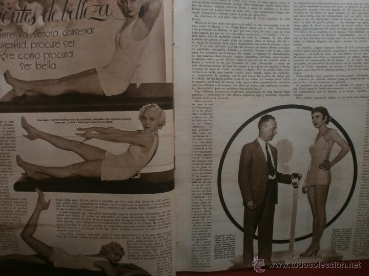 Cine: CINEGRAMAS Nº20.1935.PAT PATERSON.CECIL B.DE MILLE,GRETA GARBO,ANNA MAY WONG,WILLY FORST,K.DE NAGY. - Foto 9 - 40965220
