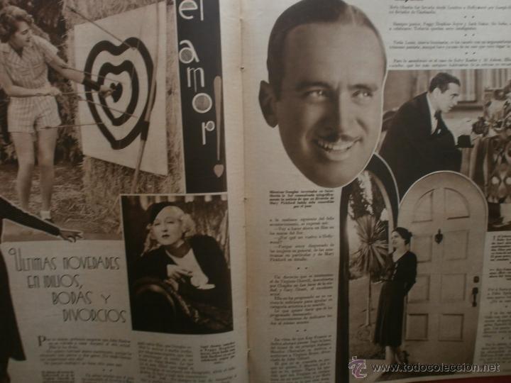 Cine: CINEGRAMAS Nº20.1935.PAT PATERSON.CECIL B.DE MILLE,GRETA GARBO,ANNA MAY WONG,WILLY FORST,K.DE NAGY. - Foto 14 - 40965220