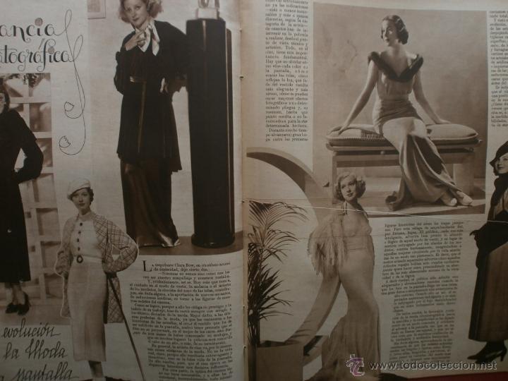 Cine: CINEGRAMAS Nº20.1935.PAT PATERSON.CECIL B.DE MILLE,GRETA GARBO,ANNA MAY WONG,WILLY FORST,K.DE NAGY. - Foto 15 - 40965220