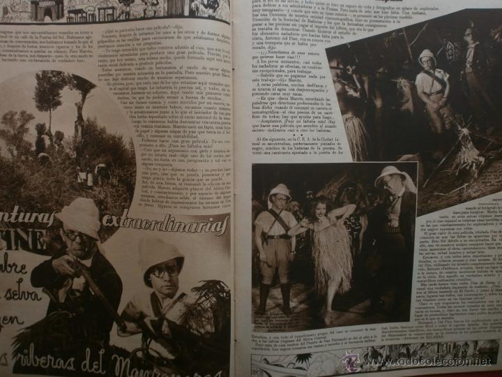 Cine: CINEGRAMAS Nº20.1935.PAT PATERSON.CECIL B.DE MILLE,GRETA GARBO,ANNA MAY WONG,WILLY FORST,K.DE NAGY. - Foto 17 - 40965220
