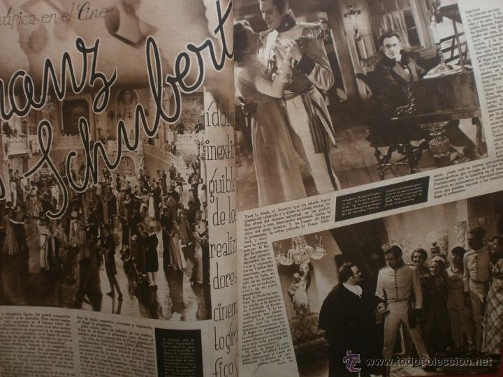 Cine: CINEGRAMAS Nº17.1935.LORETTA YOUNG.IRENE LOPEZ HEREDIA,ROUBEN MAMOULIAN,CLARK GABLE,GRETA GARBO. - Foto 5 - 40965940