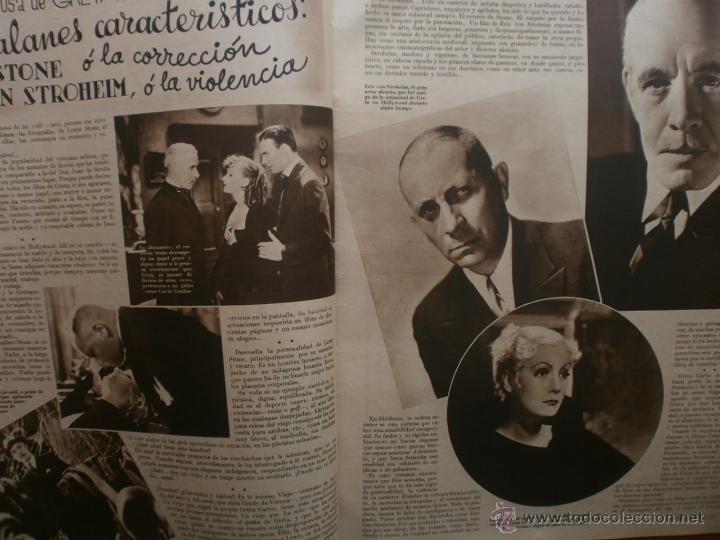 Cine: CINEGRAMAS Nº16.1934.SHIRLEY TEMPLE.LUPE VELEZ,LAS MARIONETAS,PAPA NOEL-HOLLYWOOD,CLUDETTE COLBERT. - Foto 5 - 40966142