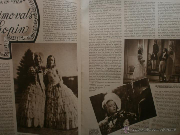 Cine: CINEGRAMAS Nº16.1934.SHIRLEY TEMPLE.LUPE VELEZ,LAS MARIONETAS,PAPA NOEL-HOLLYWOOD,CLUDETTE COLBERT. - Foto 8 - 40966142