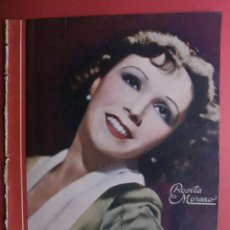 Cine: CINEGRAMAS Nº13.1934.ROSITA MORENO.WILLY FORTS,JOHN GILBERT,MARCEL PROUST,JOAN CRAWFORD,E.CARRION.. Lote 40968366