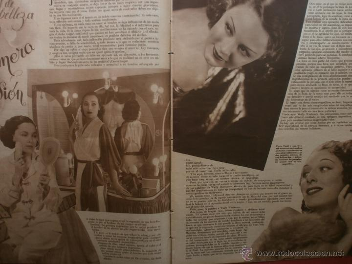 Cine: CINEGRAMAS Nº25.1935.GRETA GARBO.FLORIAN REY,IMPERIO ARGENTINA,ARTURITO GIRELLI,KITTY CARLISTE. - Foto 8 - 40969653
