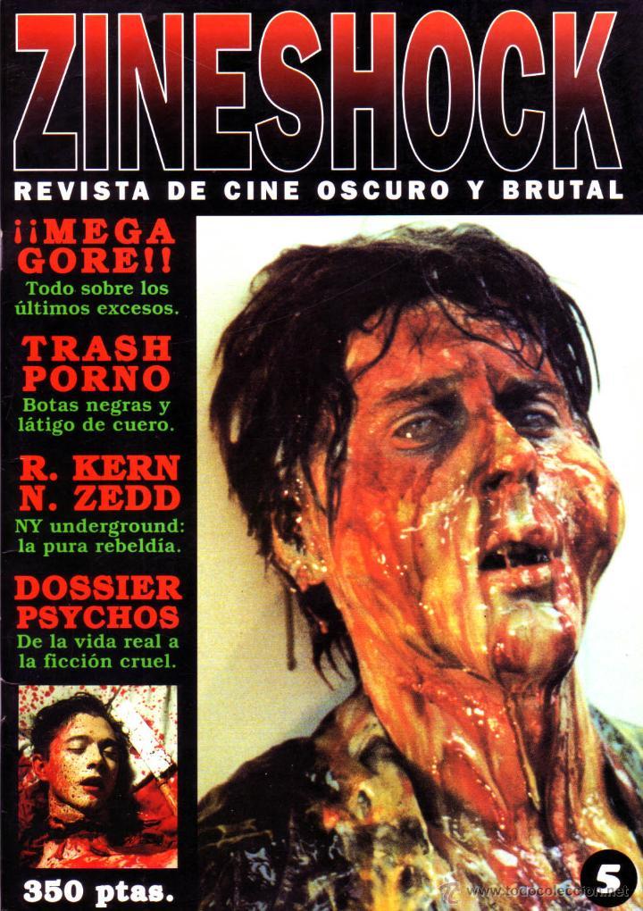 ZINESHOCK Nº5 (Cine - Revistas - Otros)