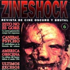 Cine: ZINESHOCK Nº6. Lote 40994043