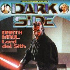 Cine: STAR WARS DARK SIDE # 14 (STORM EDICIONES,1997) - GUERRA DE LAS GALAXIAS. Lote 41022850