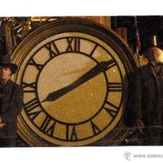Cine: FOTO DE MARTY Y DOC CON EL RELOJ DE LA TORRE, HILL VALLEY - 1885 / REGRESO AL FUTURO III (RÉPLICA). Lote 41035363