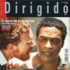 Kino - DIRIGIDO POR... N. 439 DICIEMBRE 2013 - EN PORTADA: 12 AÑOS DE ESCLAVITUD (NUEVA) - 51762896