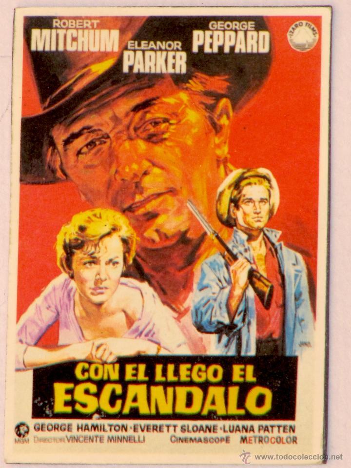 Reproducción Cartel Cine Formato Imán Con él L Buy Reproductions Of Film Posters And Film Flyers At Todocoleccion 41295194