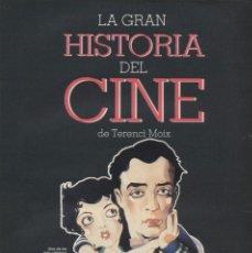 Cinema: CINE - LA GRAN HISTORIA - UNA DE LAS MÁS CELEBRES CARICATURAS DE BUSTER KEATON - Nº 23 - PG. 16. Lote 41416212