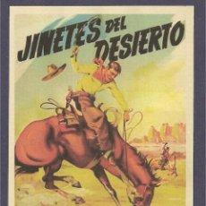 Cine: JINETES DEL DESIERTO. Lote 41424140