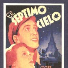 Cine: EL SÉPTIMO CIELO. Lote 41425464