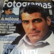 Cine: REVISTA FOTOGRAMAS Nº 1878 ABRIL 2000. Lote 41491036