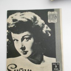 Cine: COLECCION IDOLOS DEL CINE Nº 69 SUSAN HAYWARD --ENVIO 1€. Lote 41606612