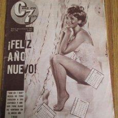 Cinema: CINE EN SIETE DÍAS C 7 - 28 DICIEMBRE 1963 Nº 142 - AURORA BAUTISTA . Lote 41672446